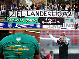 Das Ab und Auf des FC Schweinfurt 05