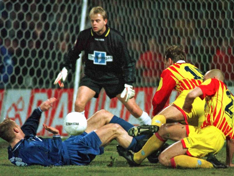 Paderborns Hoffnung: Sechs Teams schafften den Sprung
