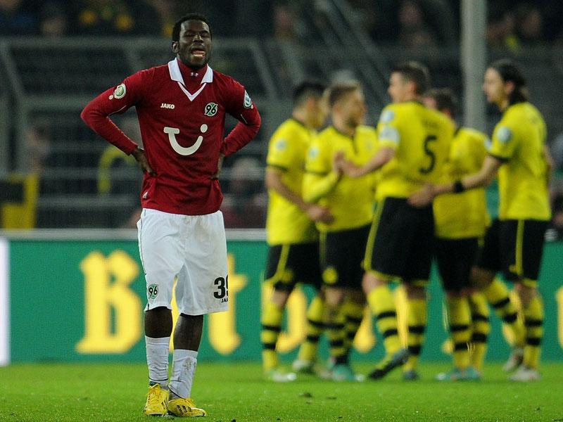 Bayer enttäuscht, Dortmund zaubert