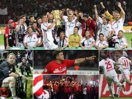 Ein Schock, ein Schuss, eine Party: Club feiert Pokalsieg 2007