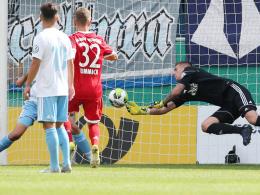 Lewandowski knackt das Chemnitzer Bollwerk