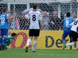 Mutos Doppelpack schickt Mainz in Runde zwei