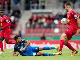 Amiri schießt Hoffenheim in die nächste Runde