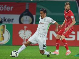 Veljkovics krummes Tor bringt Werder auf Kurs