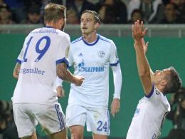 Di Santo beendet Torflaute und bringt Schalke auf Kurs