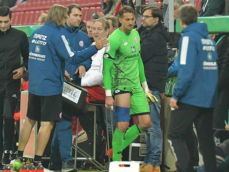Mainz 05: Torwart Rene Adler länger verletzt