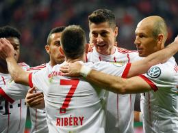 Ulreich rettet - und dann dreht Bayern mächtig auf