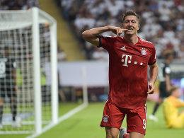 FCB gewinnt Supercup - Lewandowski macht den Unterschied