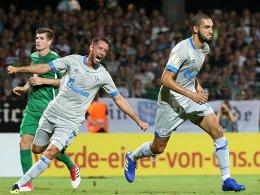 Bentaleb souverän, Nastasic im Glück, Schalke weiter