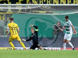 Witsel und Reus: Last-Minute-Borussen schocken Fürth