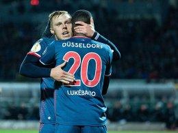 Nach 13-Sekunden-Überraschung: Lukebakio dreht für Düsseldorf auf