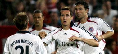 Rettete die Bayern in die Verlängerung: Miroslav Klose