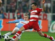 Lars Bender gegen Lucio