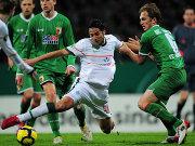 Pizarro gegen de Roeck