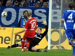DFB-Pokal, Schalke-Bayern, Robben, Neuer