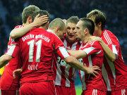 Kollektiver Bayern-Jubel