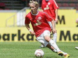 Mann des Tages: Lewis Holtby bewahrte seine Mainzer mit zwei Treffern vor einer Blamage