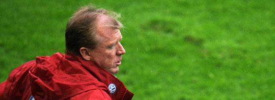 Steve McClaren, Tranier des VfL Wolfsburg