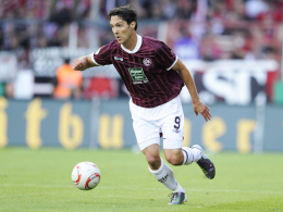 Lauterns Pokalheld: FCK-Angreifer Lakic erzwang die Verlängerung und legte den Sieg auf.