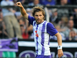 Toller Einstand: Osnabrücks Neuzugang Tyrala traf bei seinem Pflichtspieldebüt für den VfL.