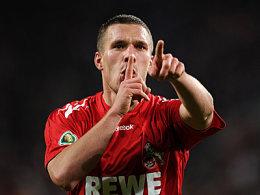 Brachte die Kritiker zunächst zum Schweigen: Lukas Podolski