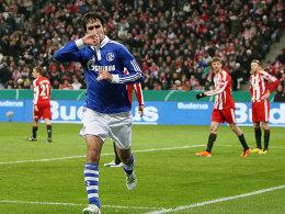 Raul jubelt, Bayern ist konsterniert