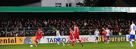 TSV Havelse gegen den VfL Bochum