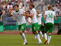 Ausgleich Prödl, doch mehr war für Werder nicht drin!