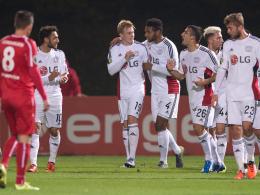 6:0! Leverkusen schie�t Viktoria dank Brandt raus