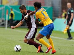 Soriano k�pft W�rzburg in die zweite Runde