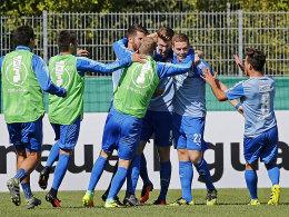 Pokal-Wahnsinn: Walldorf wirft Bochum raus