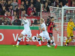Pokal(knaller): Sandhausen wirft Freiburg raus