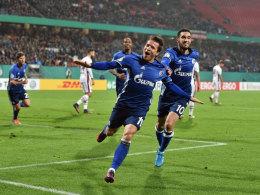 3:2! Konoplyanka rettet Schalke das Achtelfinale