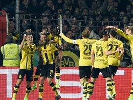 Pulisic läutet Dortmunds verdienten Sieg im Viertelfinale ein