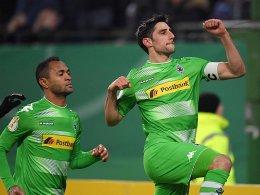 Stindl führt Borussia ins Halbfinale