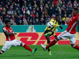 Dembelé schießt den BVB ins Pokalfinale