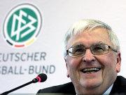 DFB: Präsident Dr. Theo Zwanziger