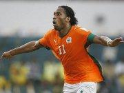 Didier Drogba ist der Superstar der Elfenbeinküste