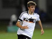Thomas Müllers Debüt im A-Team wurde vorerst verschoben.