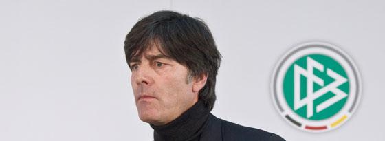 Bundestrainer Joachim Löw hat noch einige Spieler auf dem Zettel.