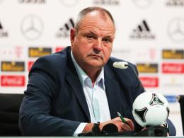 Abschied: Die Zeit von Harald Stenger beim DFB endet in der kommenden Woche.