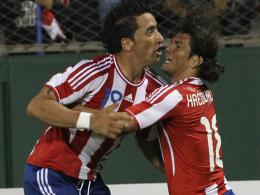 Lucas Barrios & Nelson Valdez