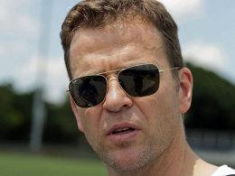 Denkt laut über seinen Abschied vom DFB nach: Nationalmannschafts-Manager Oliver Bierhoff.