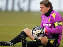 Roman Weidenfeller, Torhüter von Borussia Dortmund.
