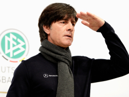 Der Blick geht schon voraus: Bundestrainer Joachim Löw hat seinen Vertrag beim DFB verlängert.