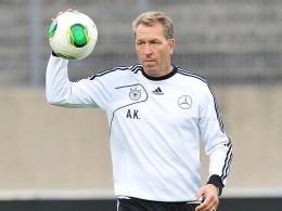 Bundes-Torwarttrainer Andreas Köpke