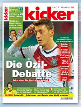 Der Titel der aktuellen Ausgabe.