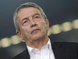 Entschuldigte sich beim FC St. Pauli: DFB-Präsident Wolfgang Niersbach.