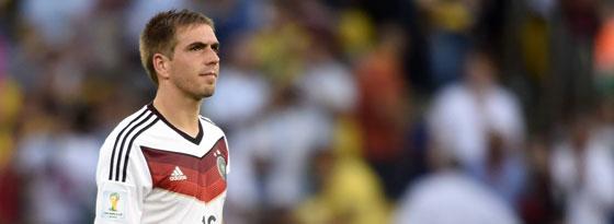 Philipp Lahm äußert sich zu seinem Rücktritt.