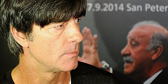 """""""Die Monate bis zum Jahresende werden unglaublich schwer f�r uns"""", glaubt Bundestrainer Joachim L�w."""